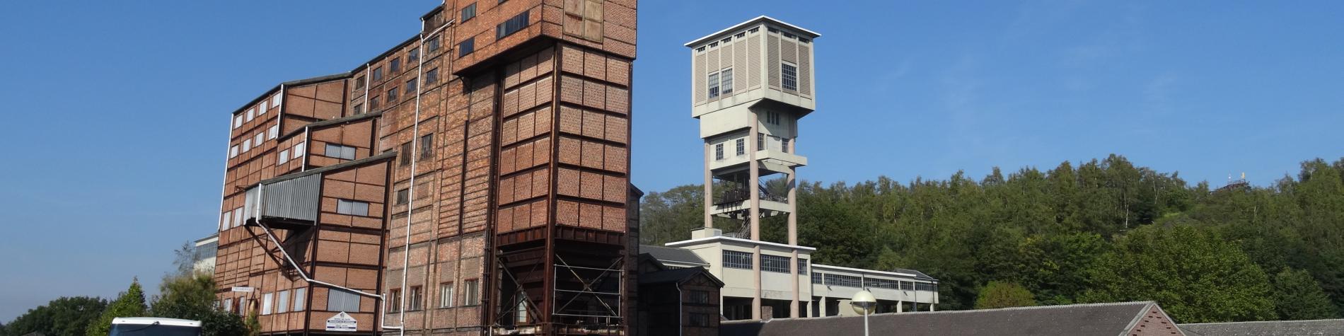 Special Venues insolite Incentives en Wallonie Blegny-Mine