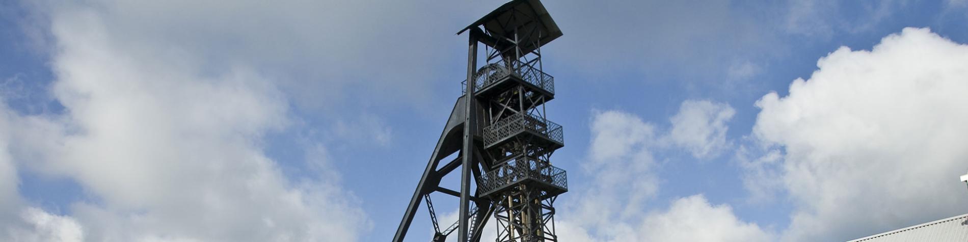 Marcinelle - Bois du Cazier - Mine de Charbonnage - Patrimoine Mondial de l'UNESCO
