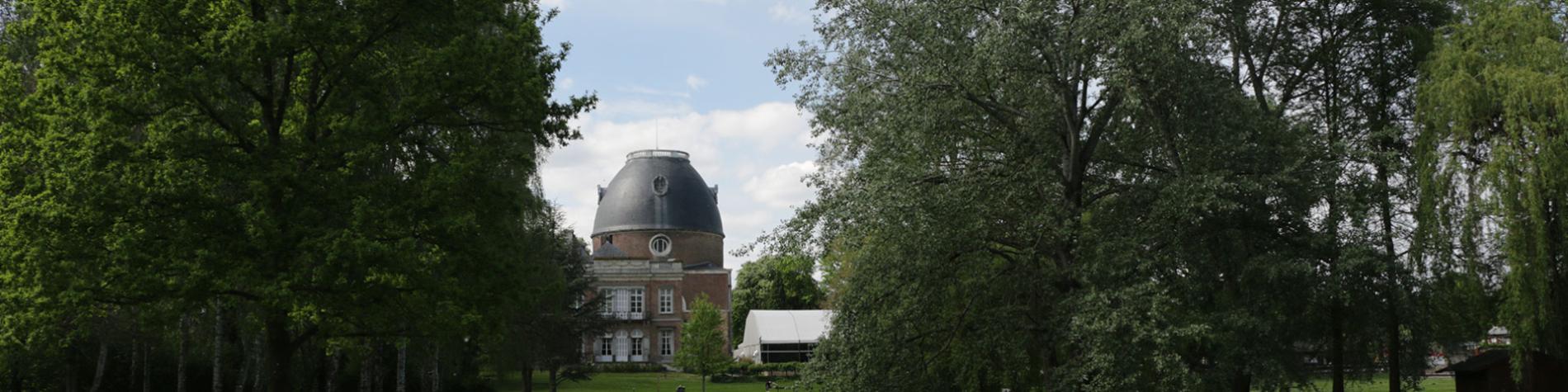 Domaine provincial d'Hélécine - Brabant wallon - Château