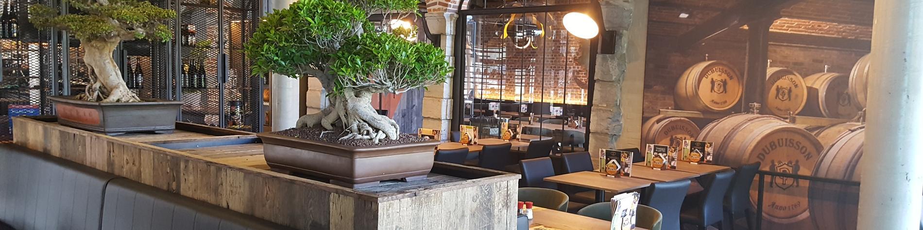 Brasserie Dusuisson - salle intérieure