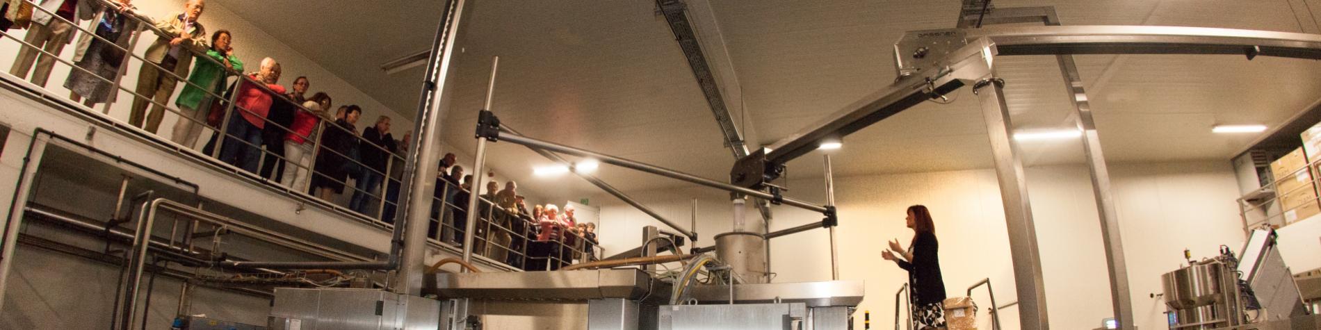 Brasserie Dubuisson-Visite de la brasserie