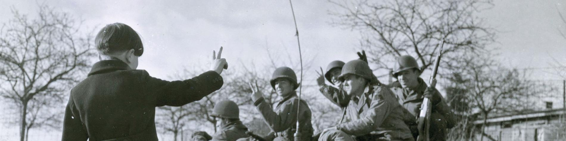 Bataille - Ardennes - libération - 40-45
