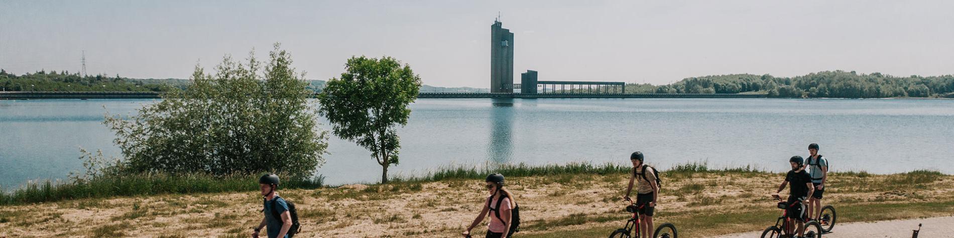 Natura Parc - Parc accrobranche - Lacs de l'Eau d'Heure