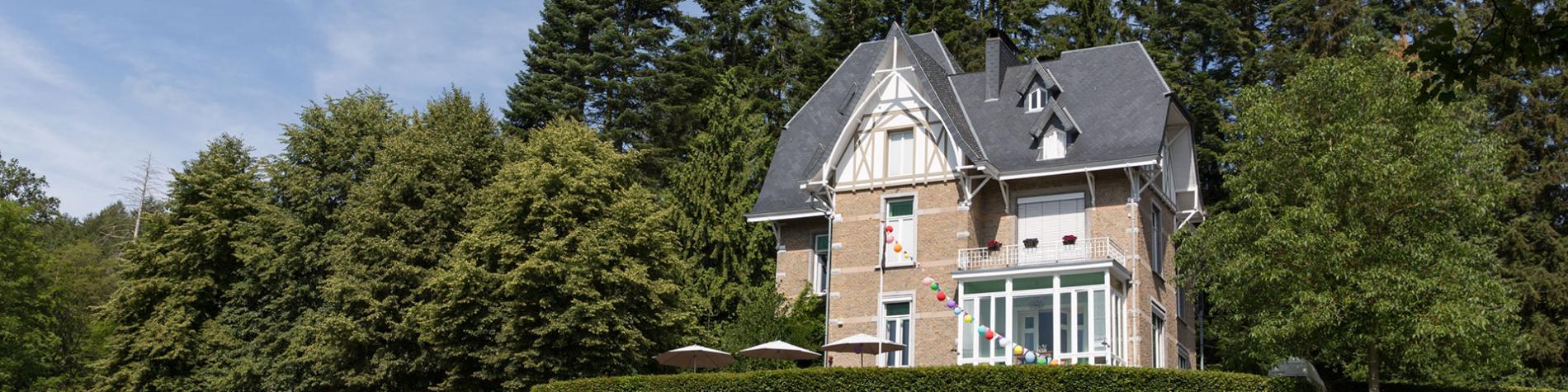 Gîte - rural - Château - Borzeux - Stavelot