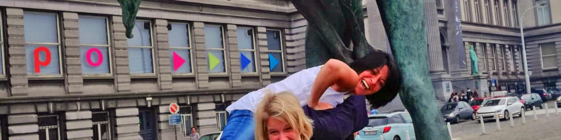 Jeux urbains et escape room à Liège - Discover Belgium
