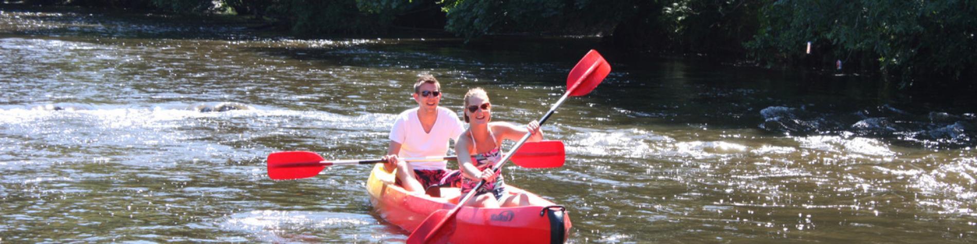Canoë/Kayak- Ardenne Aventures