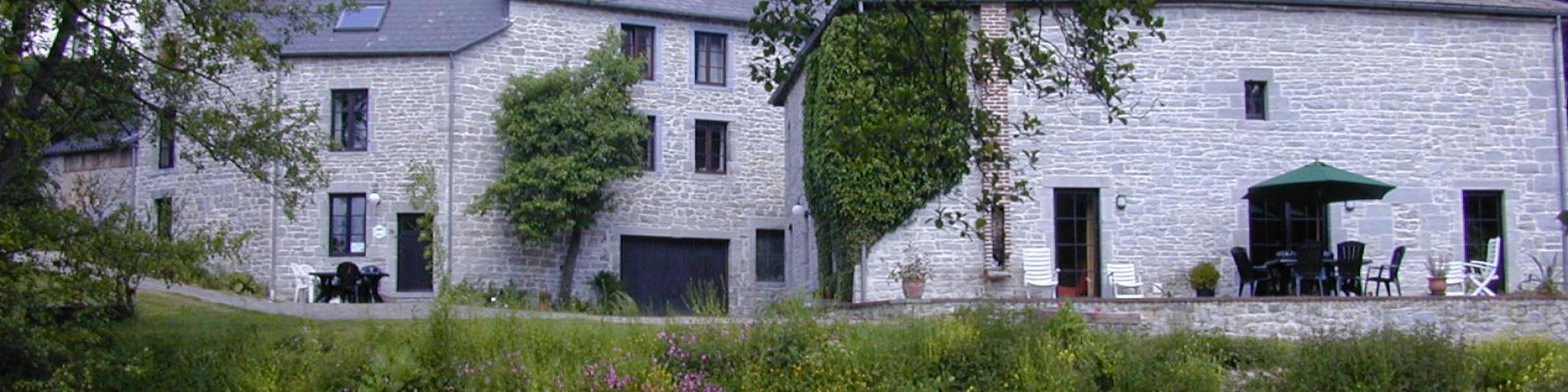 Gîtes du Moulin - La Cense - Treignes