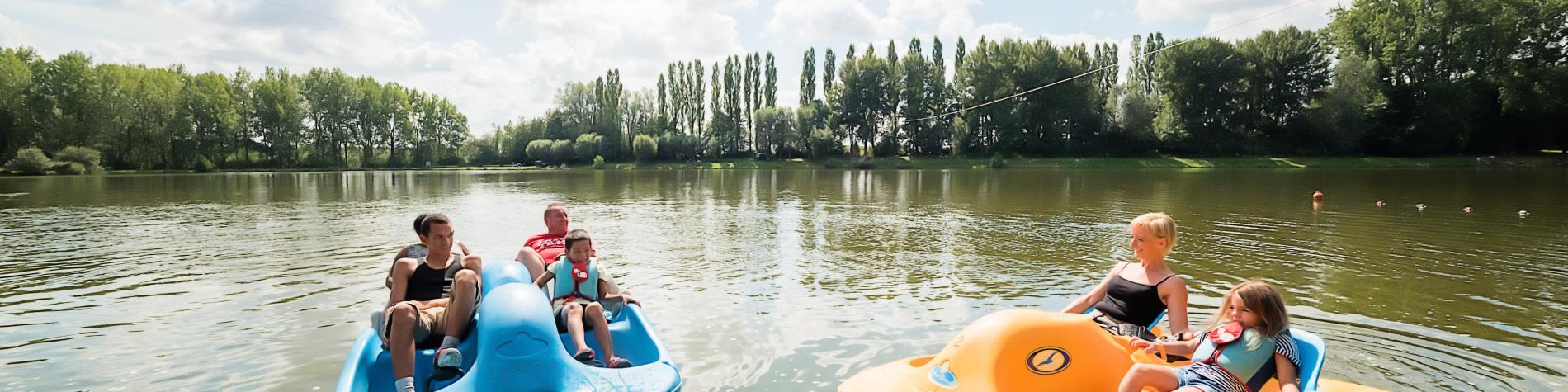 Centre de délassement de Claire-Fontaine à Godarville - Familles & enfants, Nature, Sport, Pêche, Wallonie nature, Wallonie Terre d'Eau