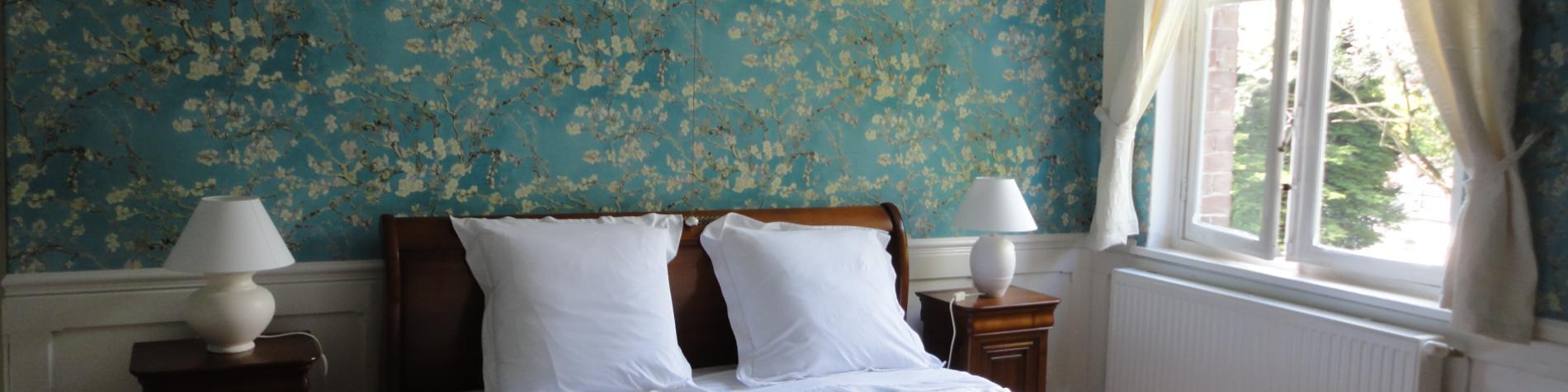 Chambre d'hôtes - style art nouveau - Tournai -