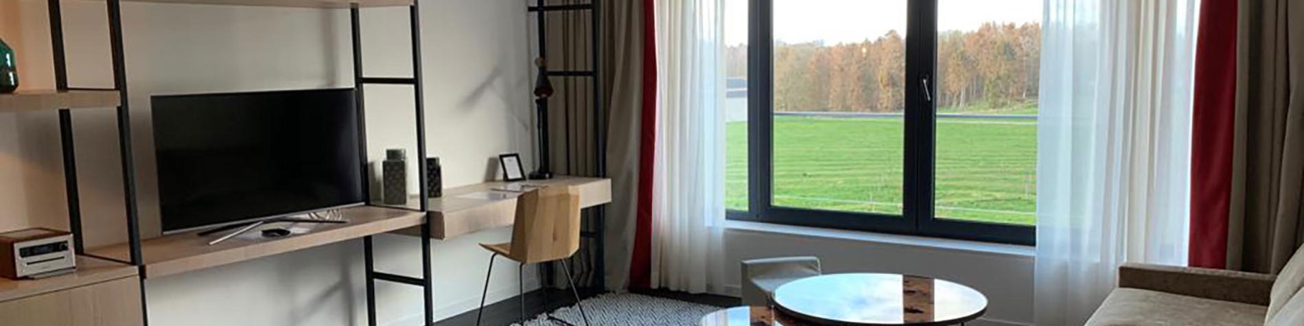 OFF Meeting - centre - séminaire - atypique - Brabant Wallon - Chambre Deluxe