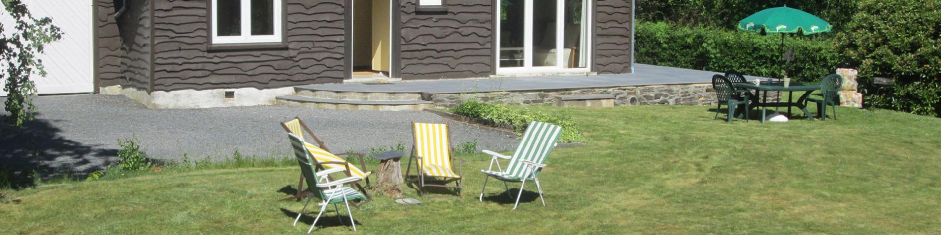 Chez la Fée Namousette - Meublé de vacances - Bouillon - vue extérieure