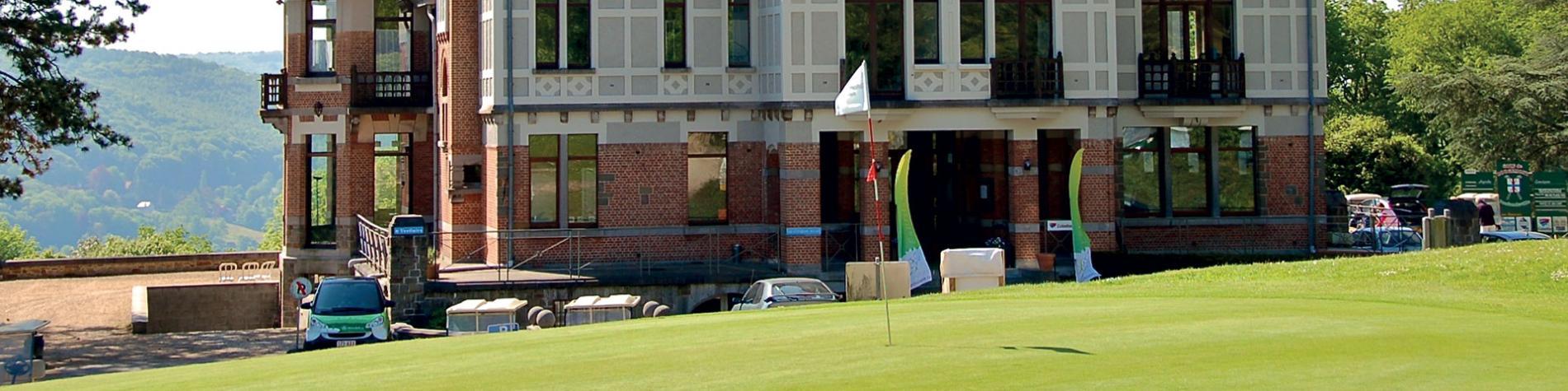 Club house - Golf - Rougemont