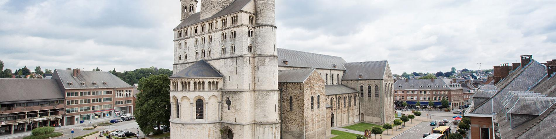 Patrimoine religieux - Collégiale - Sainte-Gertrude - Nivelles