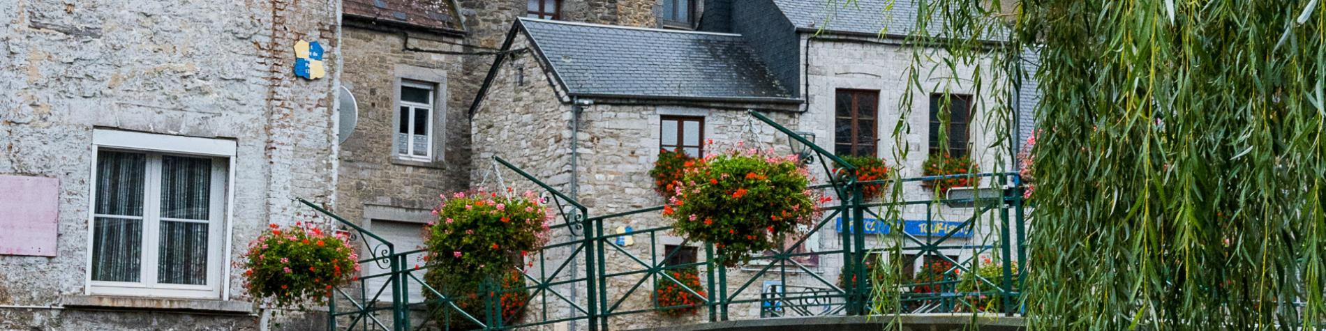 Office du tourisme - Couvin - Province de Namur - Wallonie Nature - Wallonie Terre d'Eau