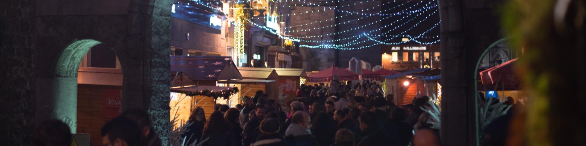 Marché de Noël de Chimay