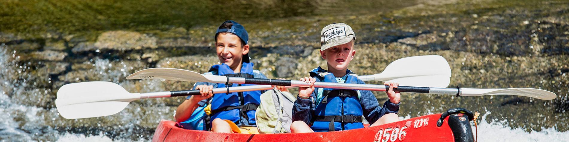 Lesse Kayaks - Les descentes - kayak - canoë - Dinant Evasion