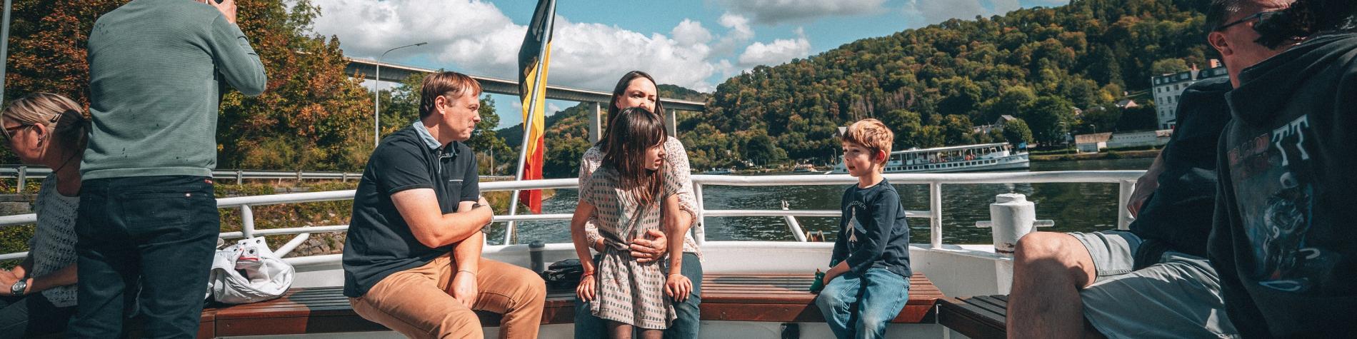 Dinant – Evasion – sport – nautique – Lesse – Meuse