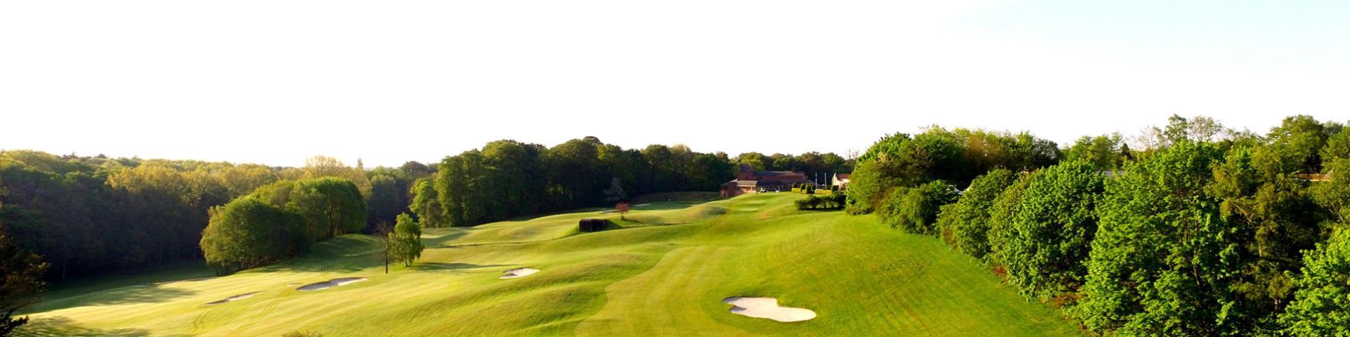 Golf - Château de la Bawette - Brabant wallon