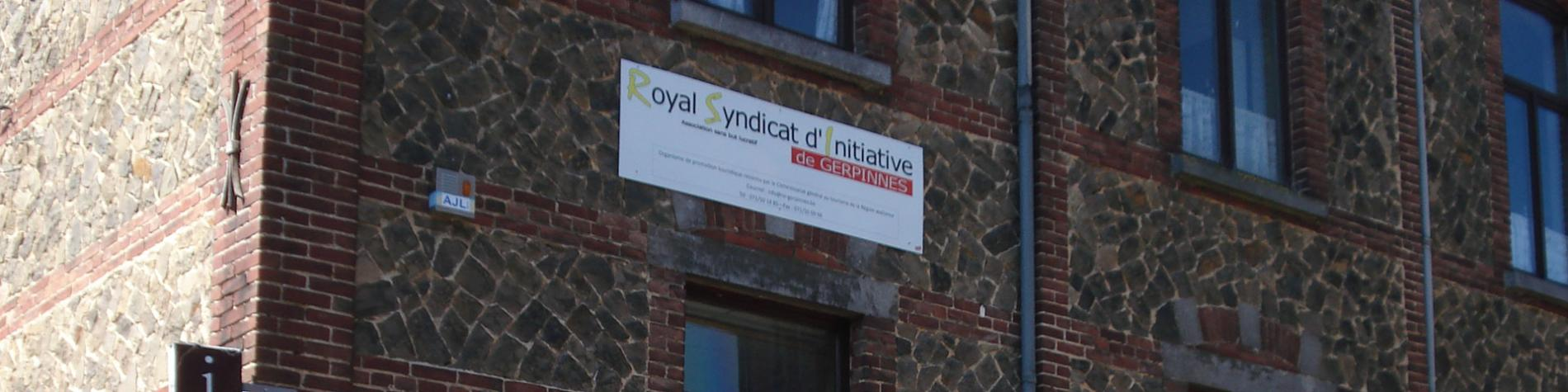 Syndicat d'initiative - Gerpinnes