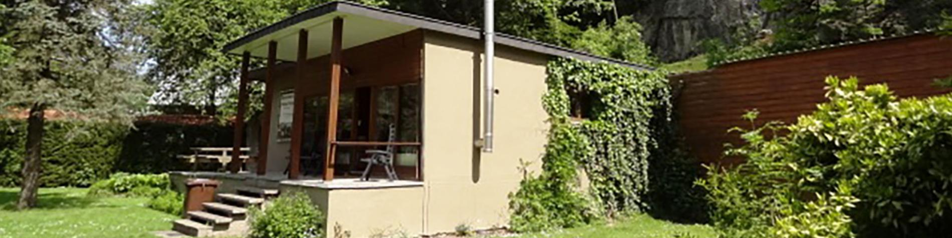Gîte rural - Chalet - Oasis Verte - Hamoir