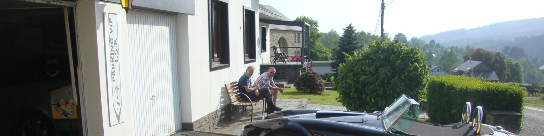Maison d'hôtes - Glen Lee - La Gleize