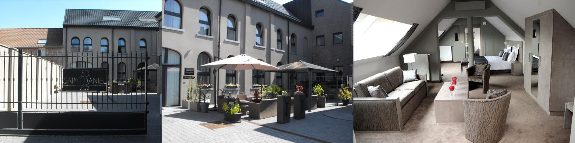 Hôtel - Saint Daniel - Péruwelz