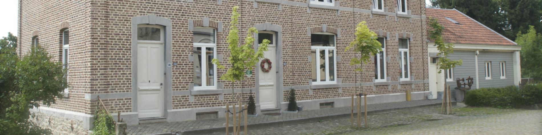 Gîte rural l'Ancien Hôtel à l'ancienne gare d'Hombourg