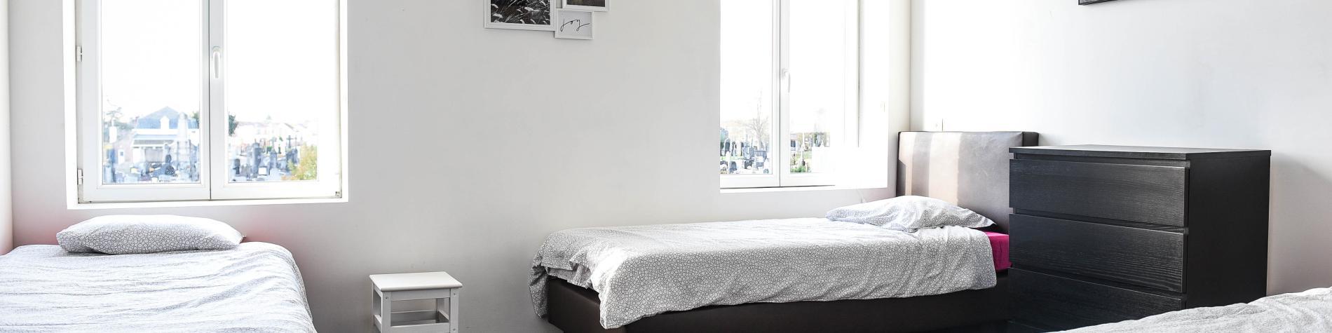 Chambres - Gîte « Le 42 » - La Howarderie