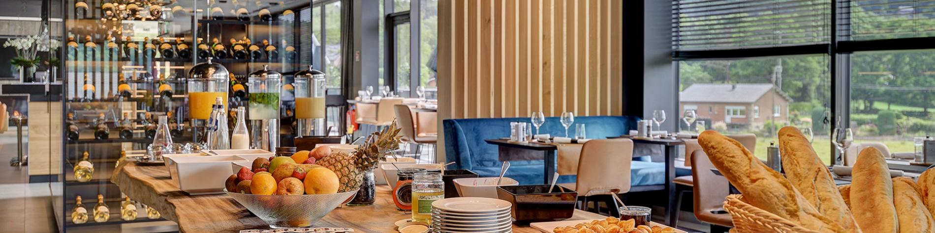 R hotel experiences - wellness - gastronomie - Remouchamps