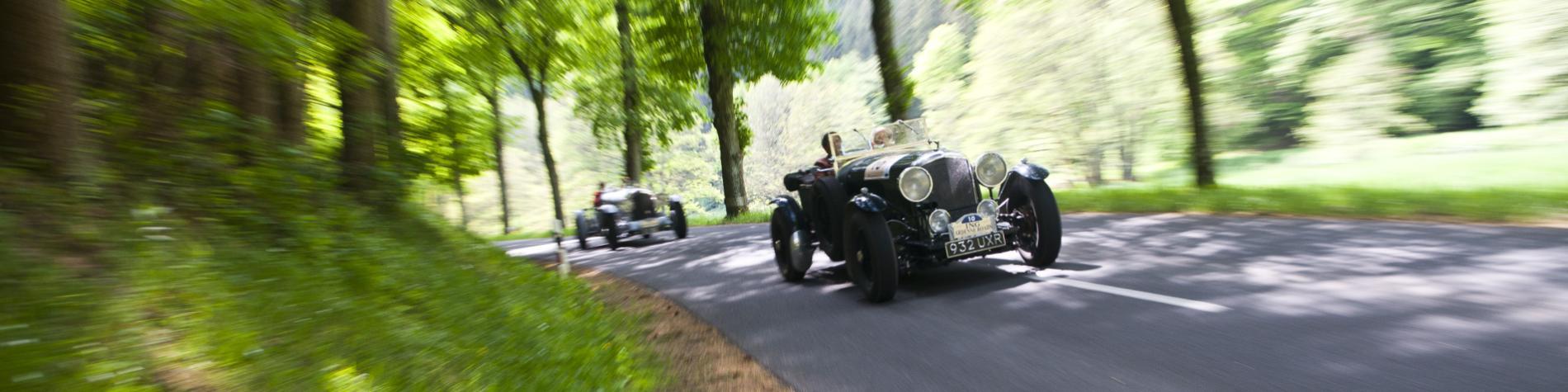 Rallye Sport automobile - voitures anciennes - Marche-en-Famenne