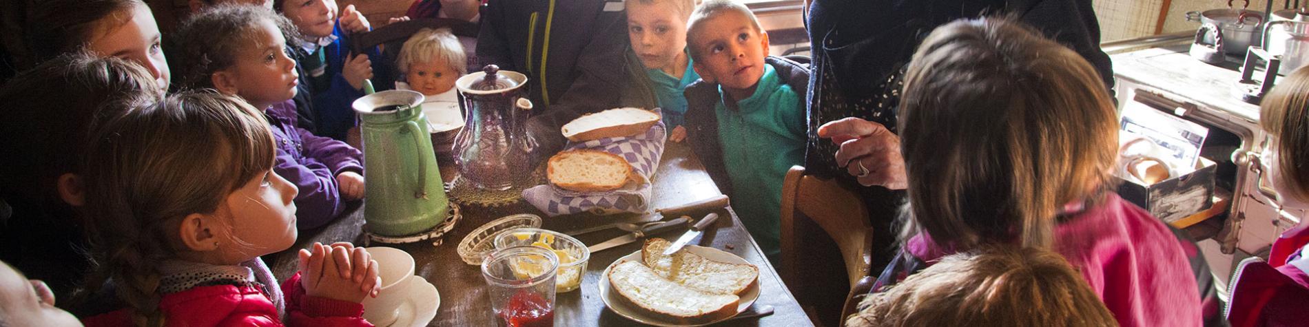 Ecomusée - Pays des Collines - Wallonie insolite