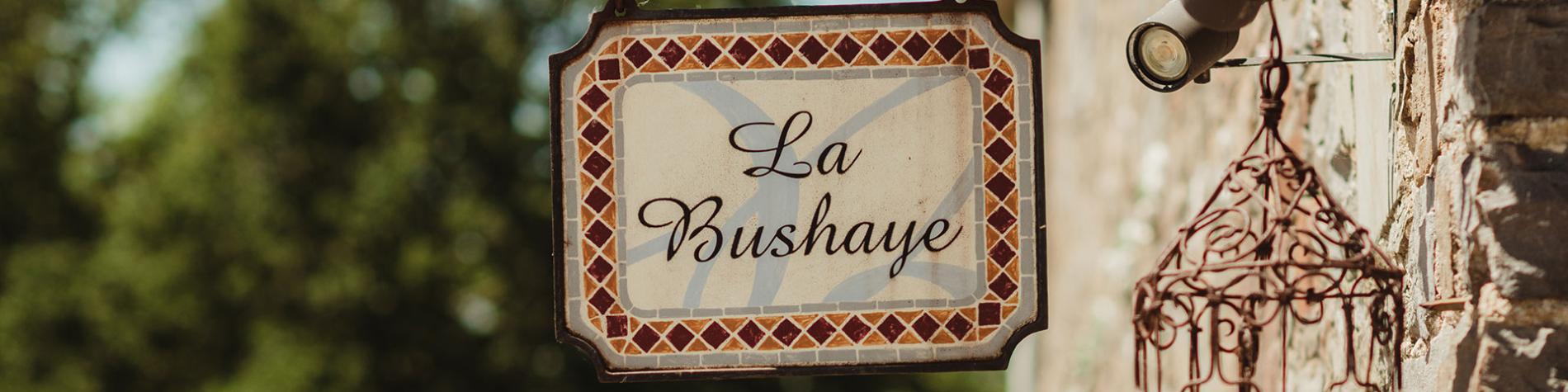 Gîte rural - L'étable - La Bushaye - Aubel