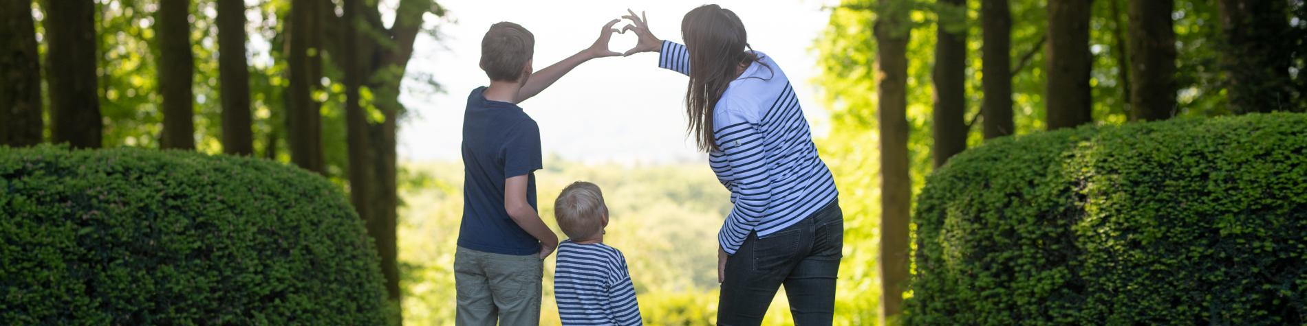 Famille en balade - MT Condroz-Famenne - Martin Dellicour