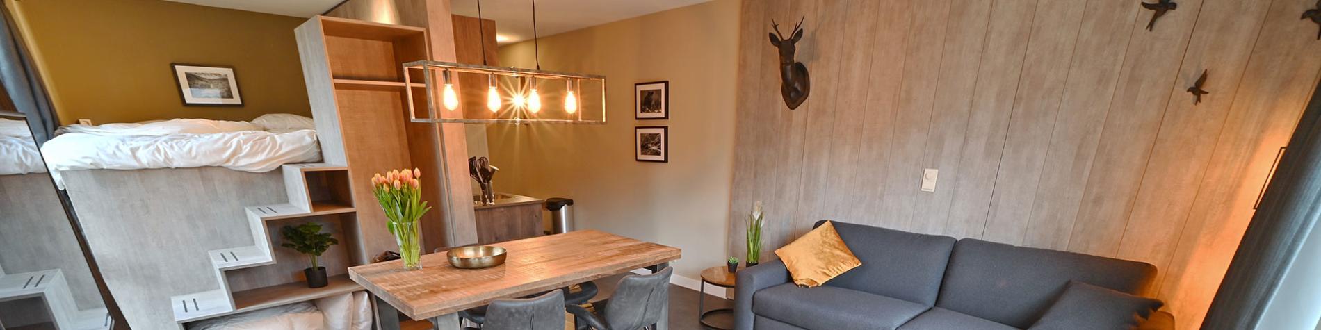 Village de vacances - Résidence Durbuy - 120 villas-appartements de luxe