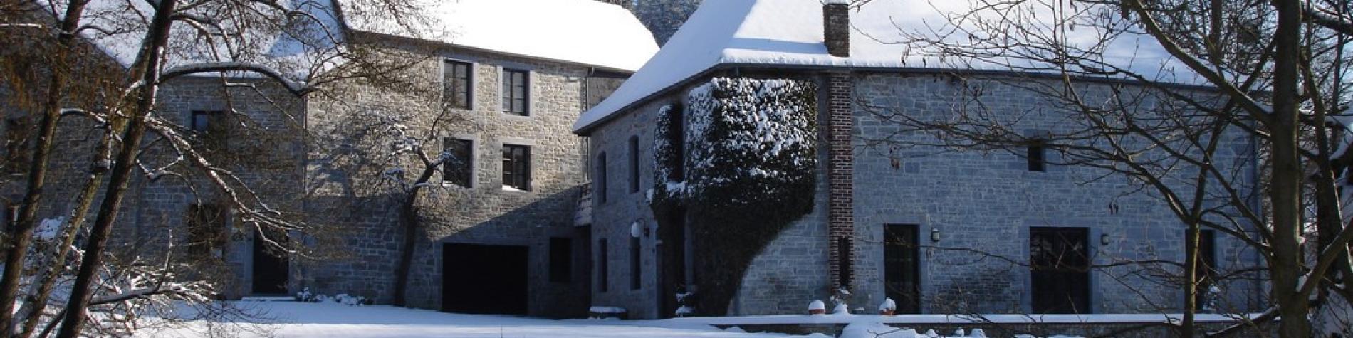 Gîtes du Moulin - Le Fenil - Treignes
