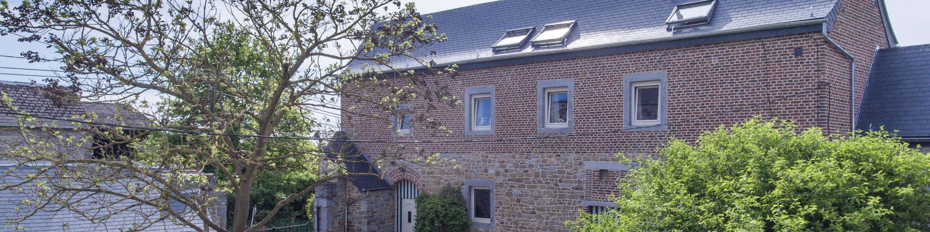 Gîte rural - Ferme croquette - Ancienne Ecole - Evrehailles