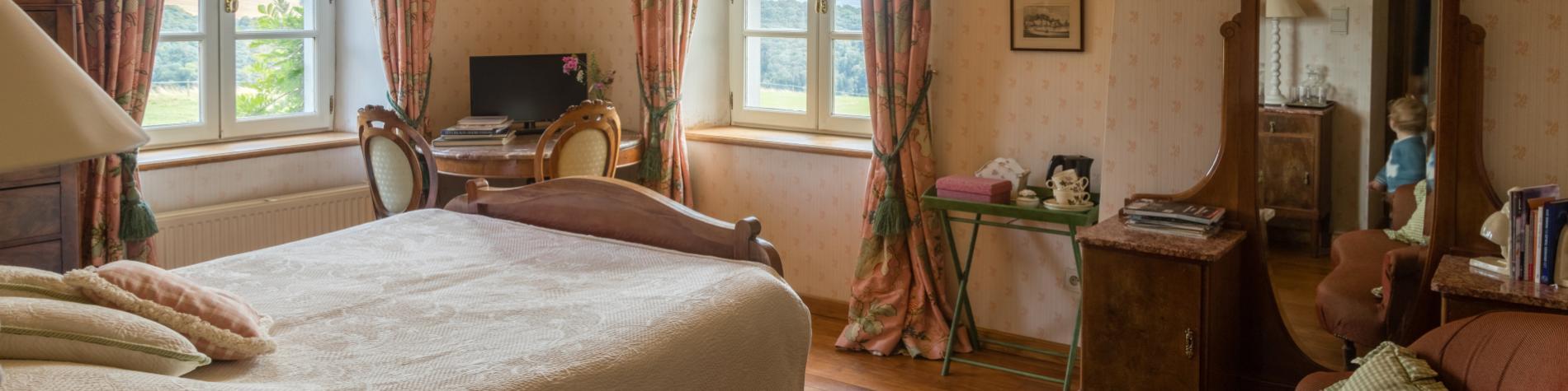 Maison d'hôtes - La Ferme de l'Airbois - Yvoir