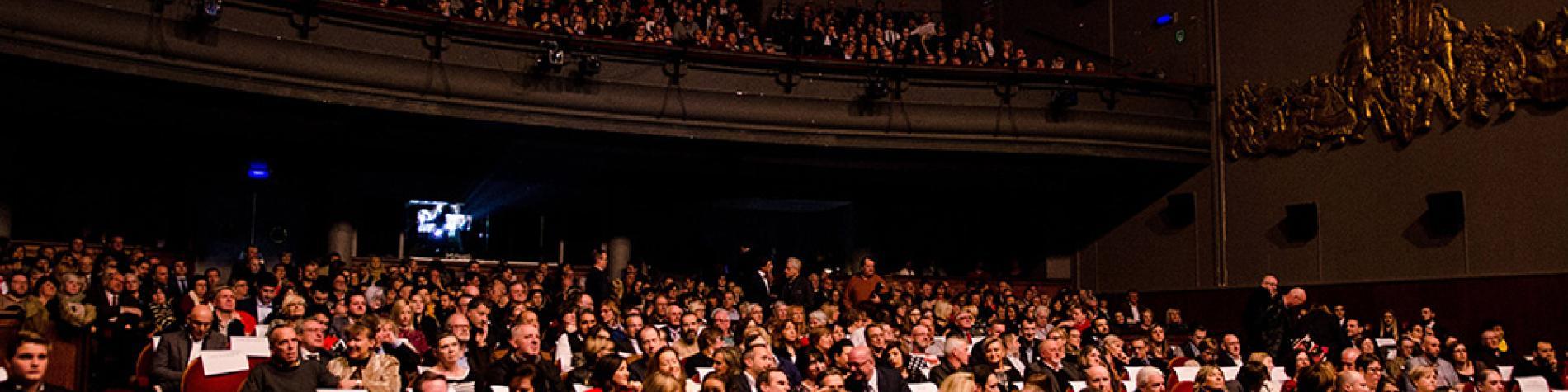 Festival International du Film Mons -Public