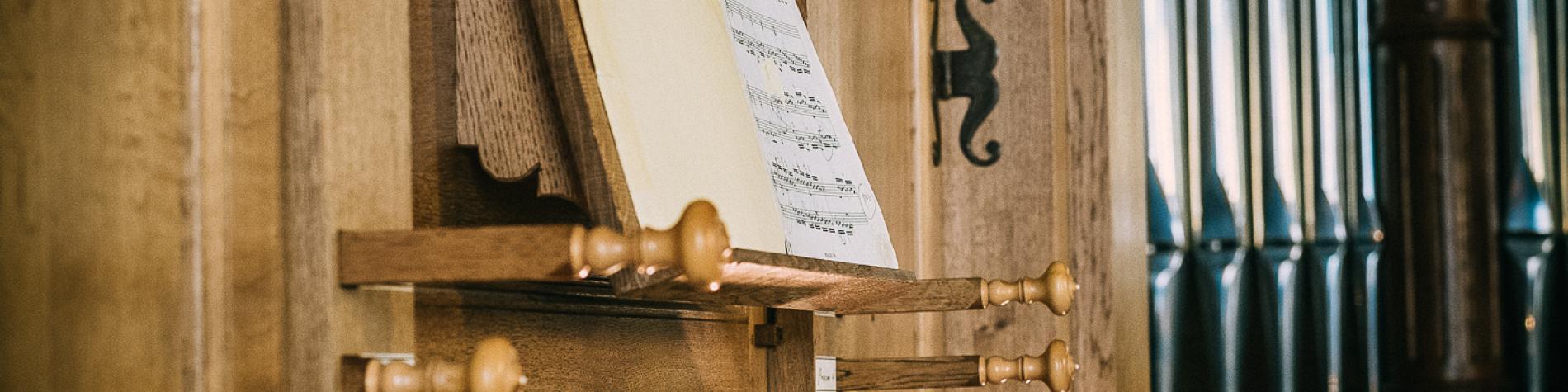 Festival d'Orgues à Namur - Orgue Ton Koopman