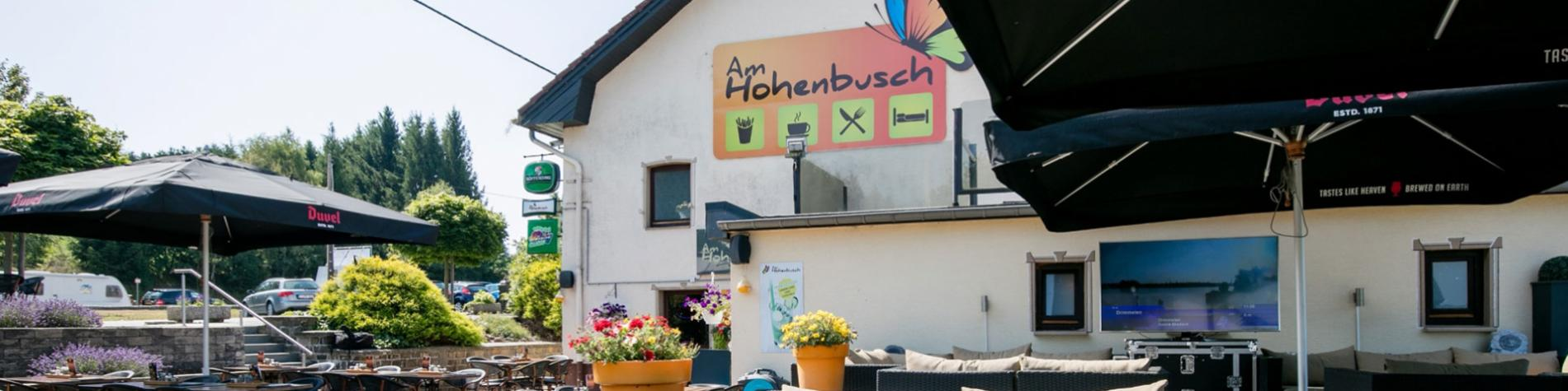Camping Hohenbusch - Burg-Reuland - Friture