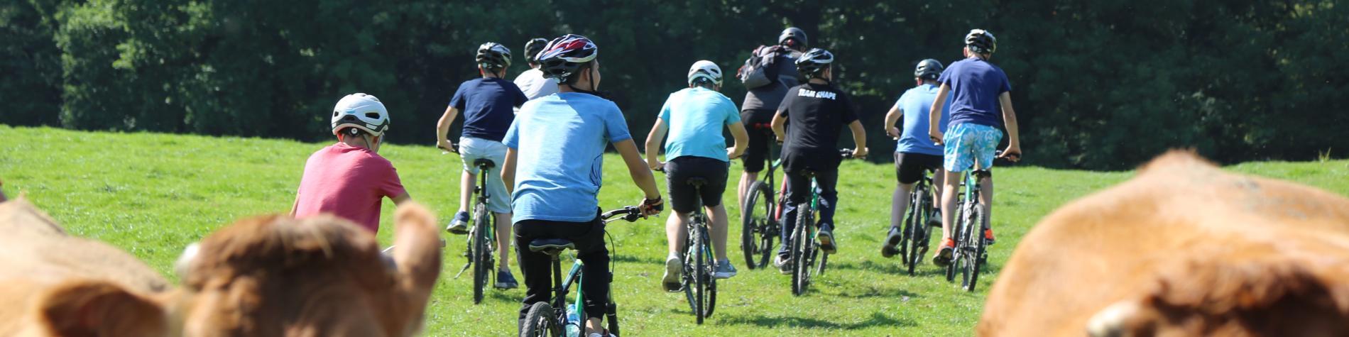 WANT – Wallonie Aventure Nature Tourisme balade en vélo