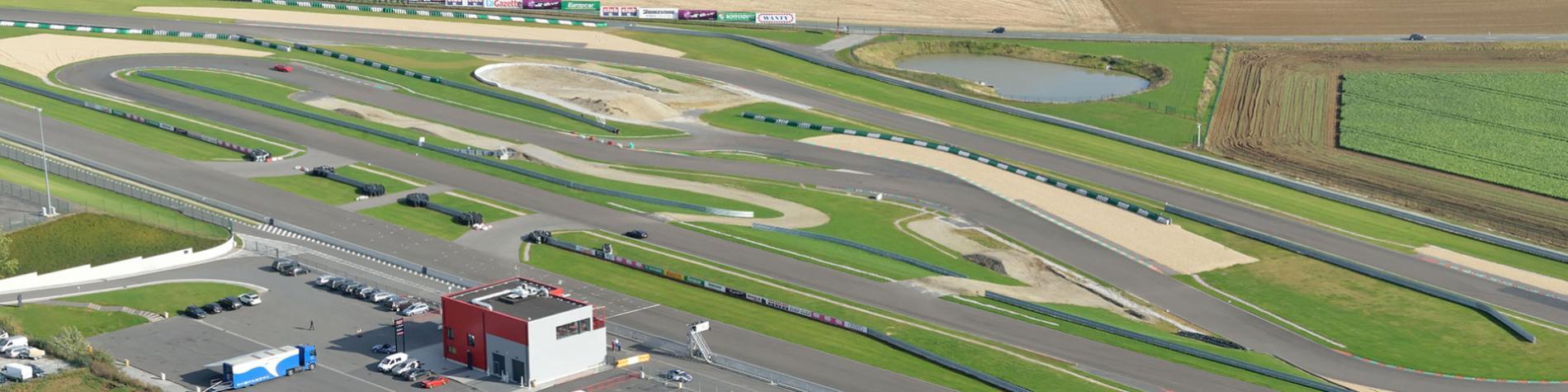 Circuit de Mettet - Circuit Jules Tacheny Mettet - Pilotage - course de voiture - moto