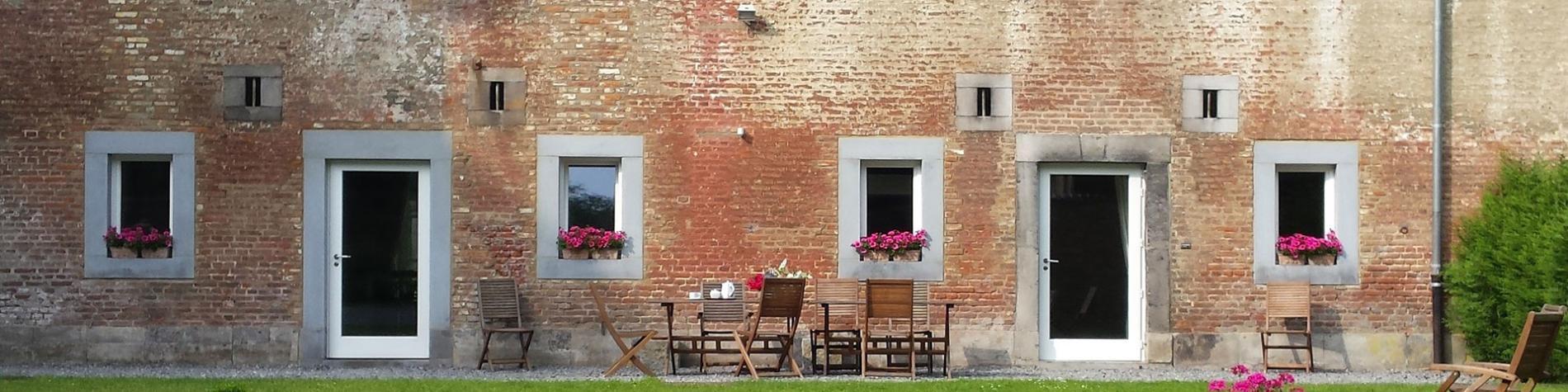 Gîte rural - Le Tulipier de l'Empereur - Waremme - 10 à 11 personnes - 4 chambres