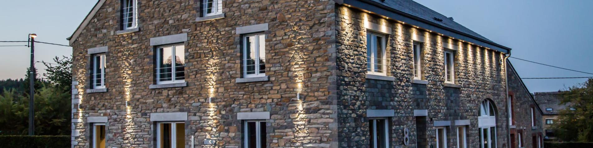 Gîte rural Chez Odon - façade