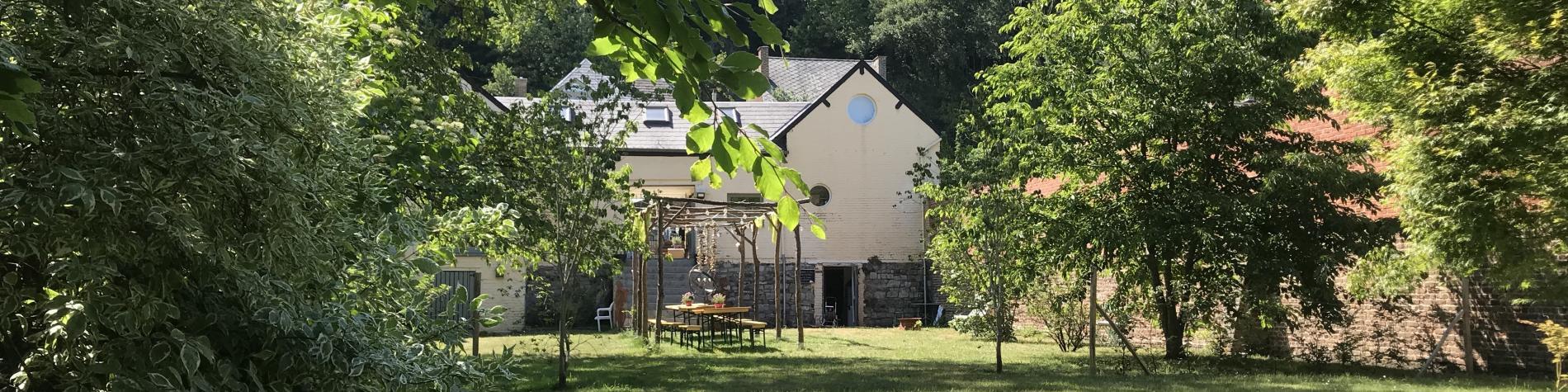 Gîte - Le Jardin des Secrets - Namur