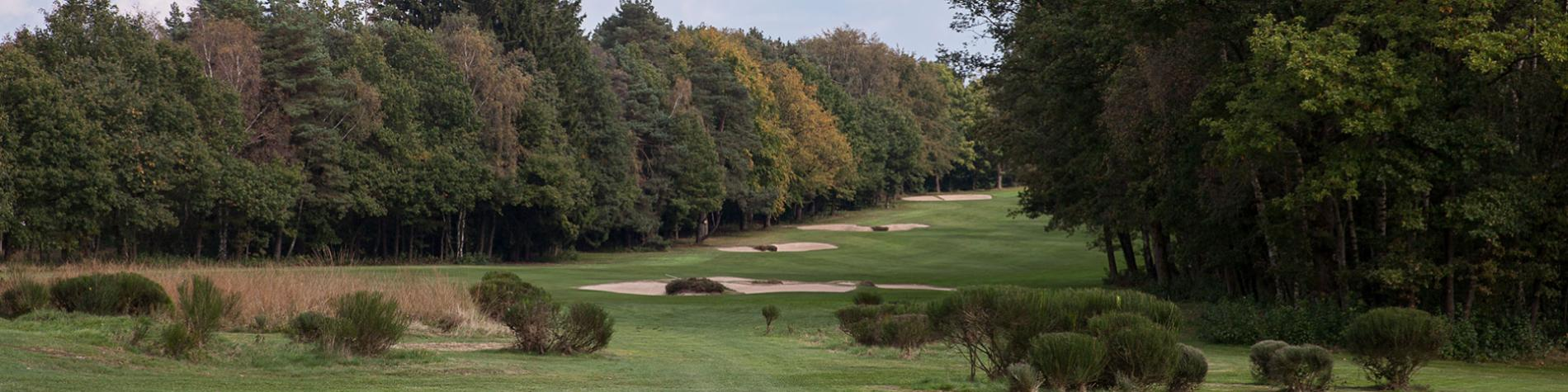 Royal - golf club - fagnes - Spa - Hole 13