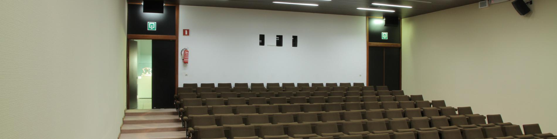 Grand auditorium - Musée Royal Mariemont