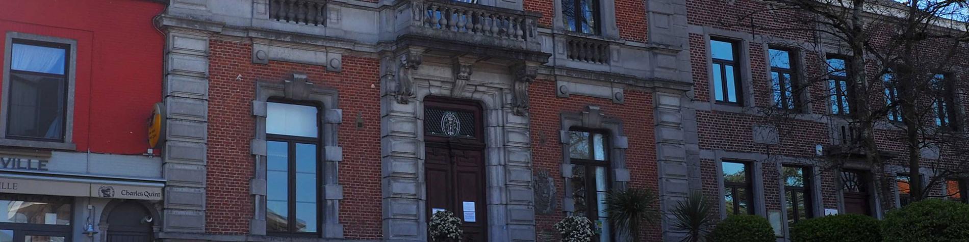 Bureau de tourisme - Ecaussinnes