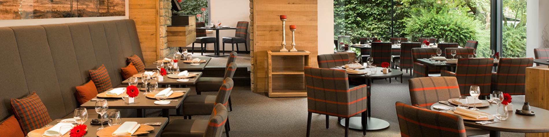 Découvrez le Restaurant de l'Hôtel Bütgenbacher-Hof - Relais du Silence en Ardennes