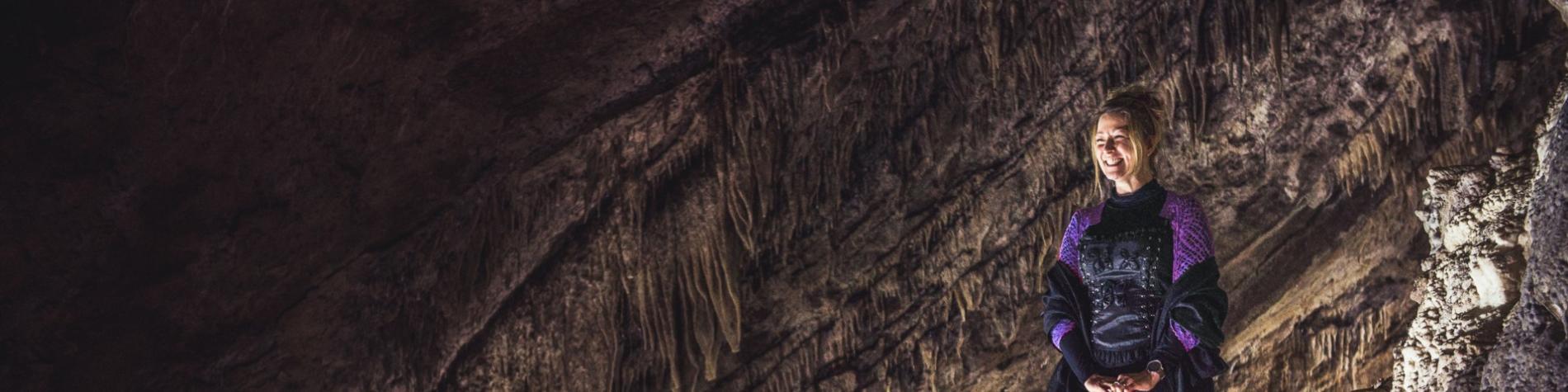 Han-chanté Chants lyriques au Domaine des Grottes de Han